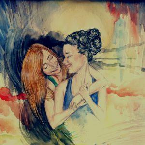 Il·lustració ©Mireia Azorin