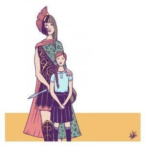 Il·lustració © Cristina Méndez