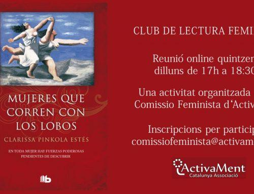 """Club de Lectura: """"Mujeres que corren con los lobos"""""""