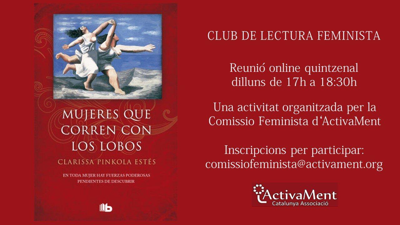 Cartell Club de Lectura