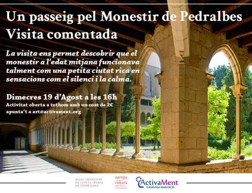 Visita guiada al Monestir de Pedralbes