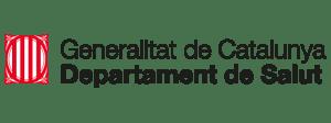 Logo del Departament de Salut de la Generalitat de Catalanya