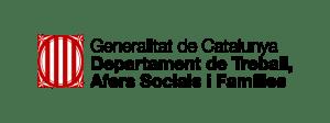 Logo del Departament de Treball, Afers Socials i Famílies de la Generalitat de Catalanya
