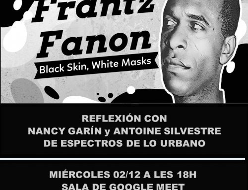 CineFórum: «Frantz Fanon: Black Skin, White Mask»