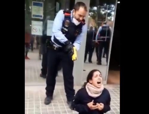 Pronunciamiento de ActivaMent ante la actuación discriminatoria y violenta de las instituciones con Paula Parra
