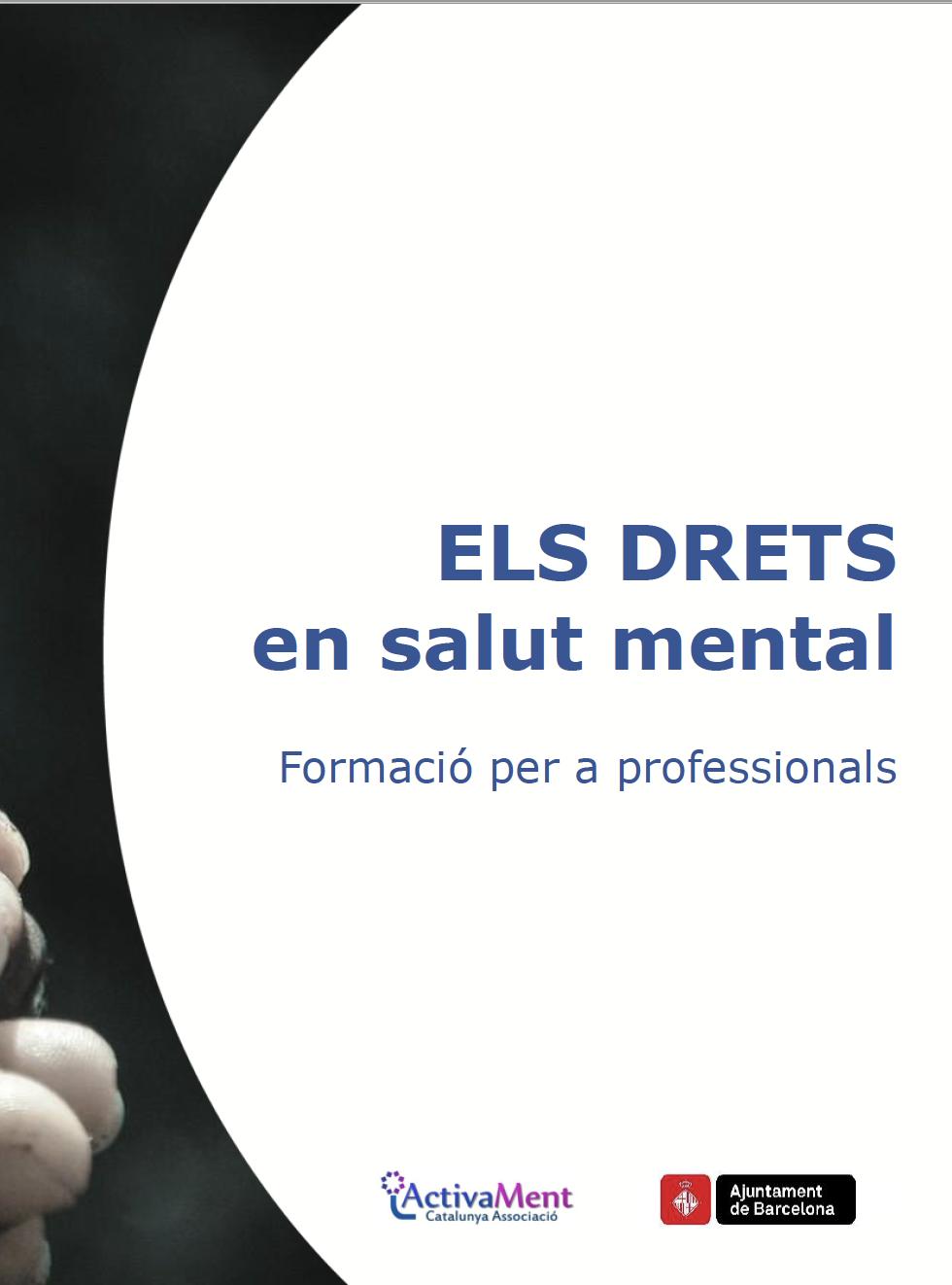 Portada Diapositives Mòdul 4 Dossier Formació i Sensibilització Professionals - Drets