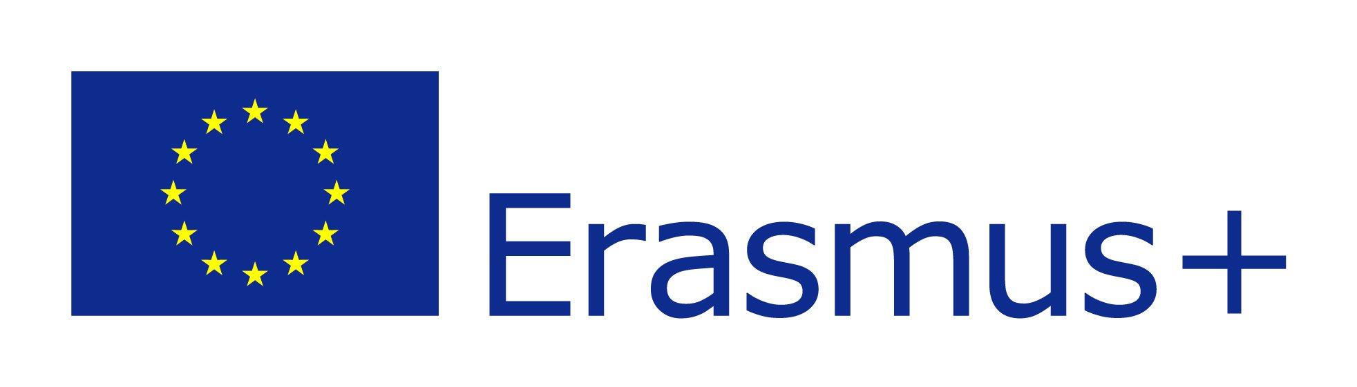 Logotip del programa Erasmus+
