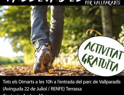Passejades per Vallparadís al Vallès Occidental