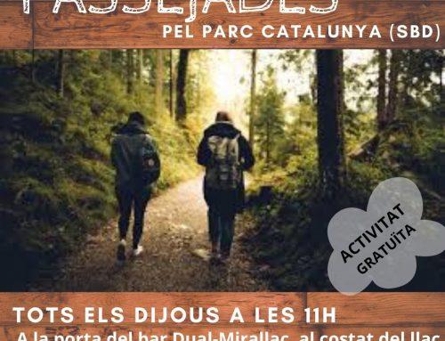 Passejades pel Parc Catalunya (Sabadell)