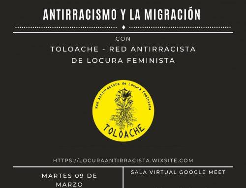 Conversatori sobre art, bogeria feminista i antiracisme amb TOLOACHE