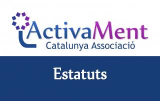 Portada Estatuts d'ActivaMent 2017